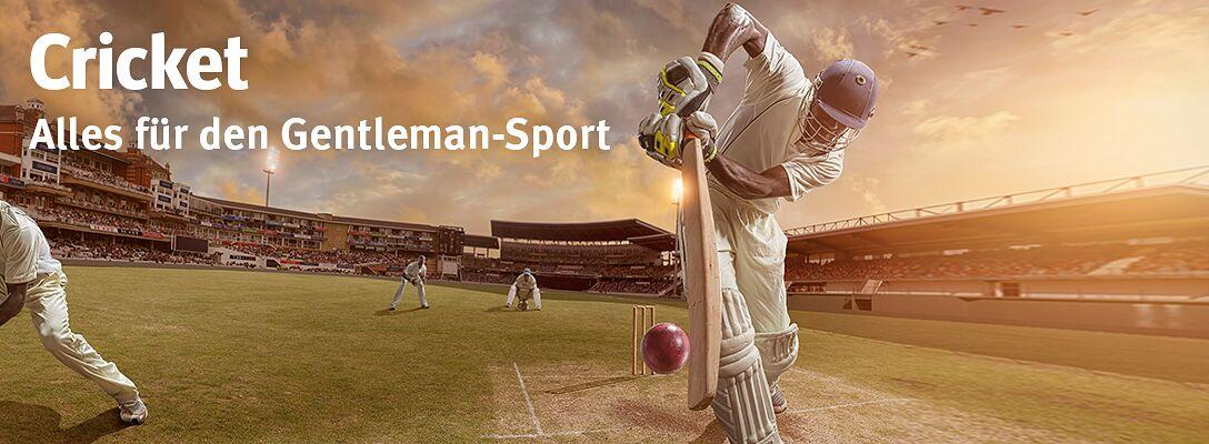 Cricket - Alles für den Gentleman-Sport