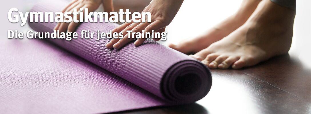 Gymnastikmatten - Die Grundlage für jedes Training