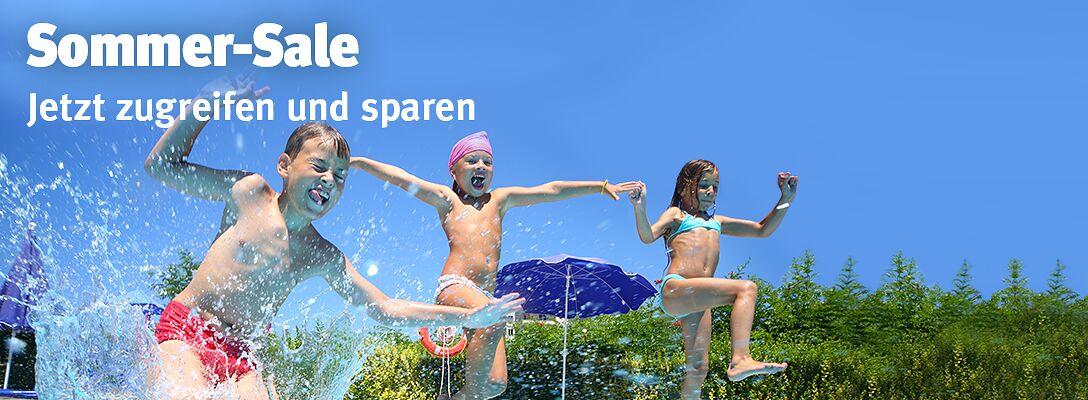 Summer Sale - Jetzt sparen!
