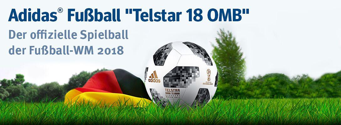 Der offizielle Spielball der Fußball-WM 2018