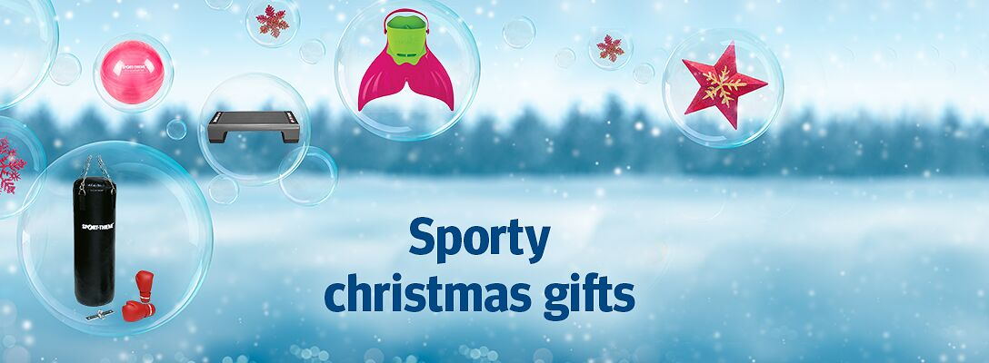 Sporty christmas gifts
