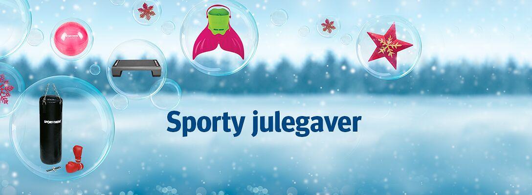 Sporty julegaver