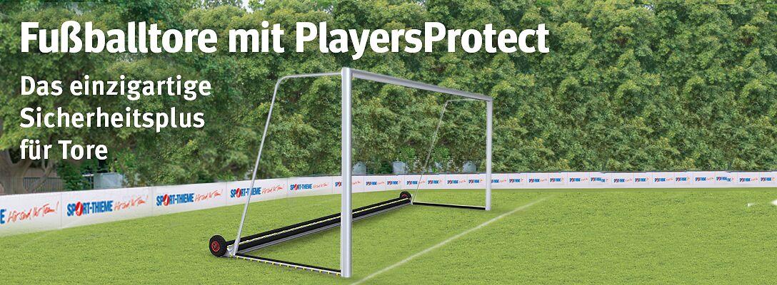 PlayersProtect - Das Sicherheitsplus für Tore
