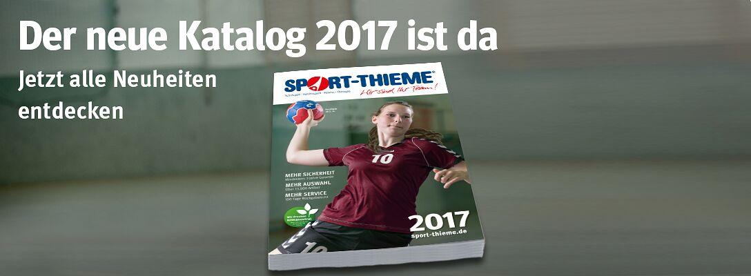 Der neue Katalog 2017 ist da