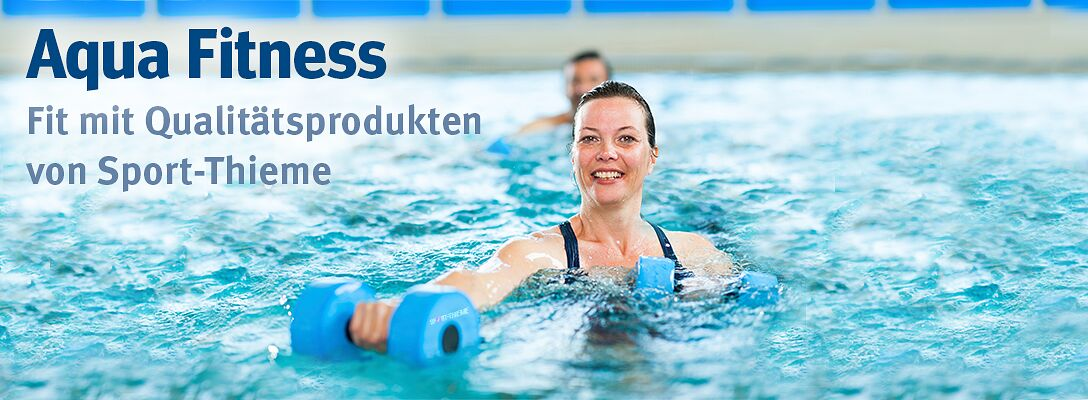 Aqua-Fitness - Fit mit Sport-Thieme
