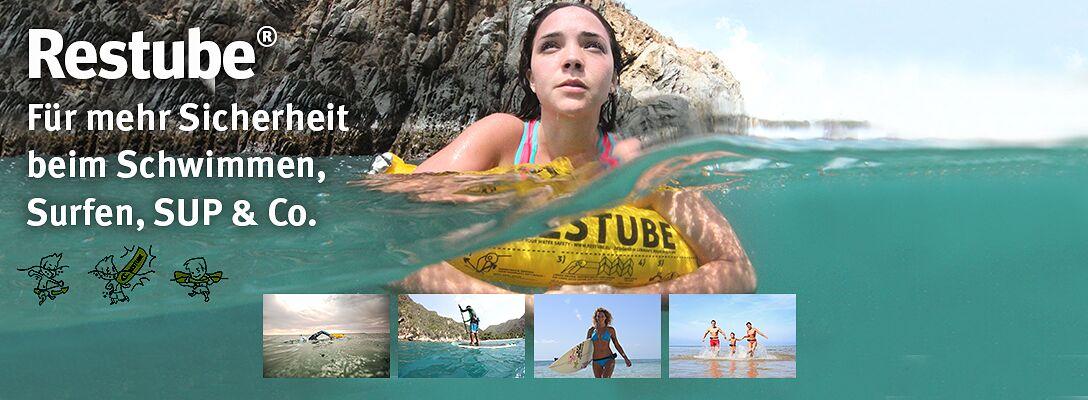 Restube - Für mehr Sicherheit im Wasser