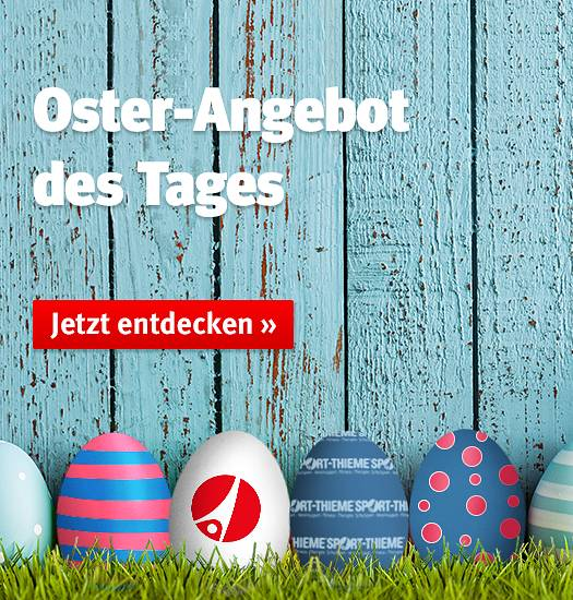 Oster-Angebot bei Sport-Thieme: Jetzt entdecken