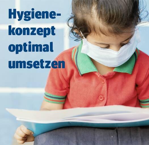 Hygienekonzept optimal umsetzen