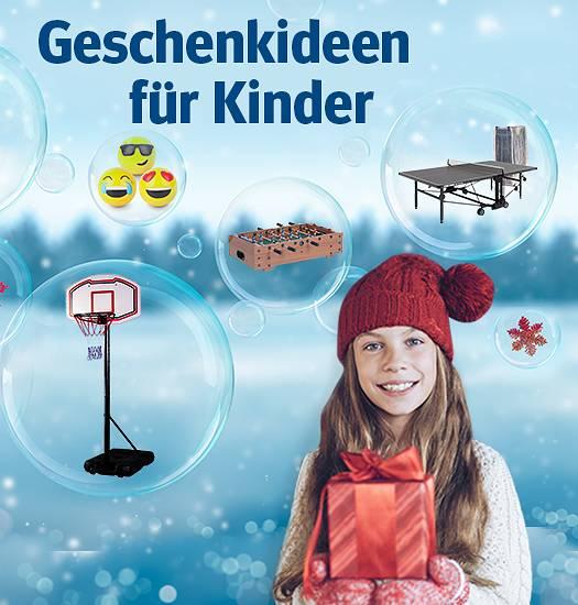 Sportliche Geschenkideen für Kinder