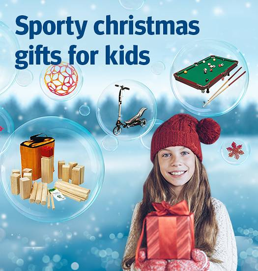 Sporty christmas gifts for kids
