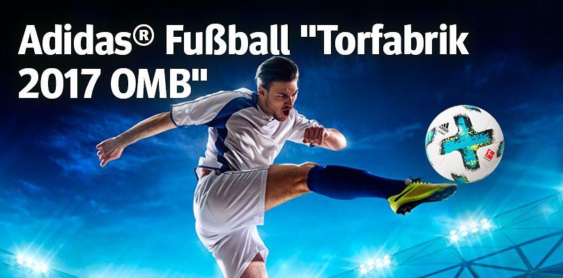 Der offizieller Spielball der DFL Bundesliga 2017-2018