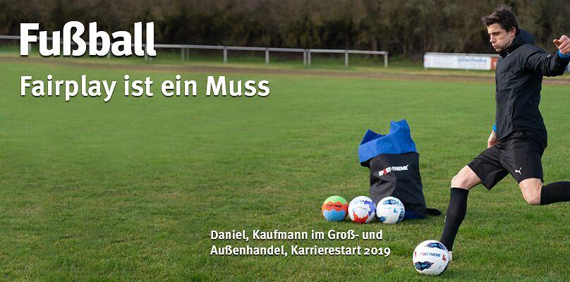 Fußball: Fairplay ist ein Muss