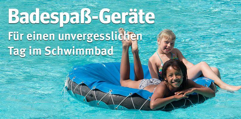 Badespaß-Geräte: Für einen unvergesslichen Tag im Schwimmbad