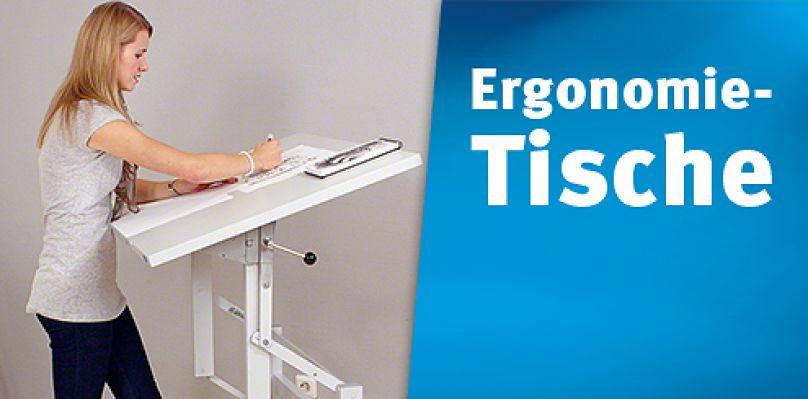 Sport-Thieme® Ergonomie-Tische für die Therapie
