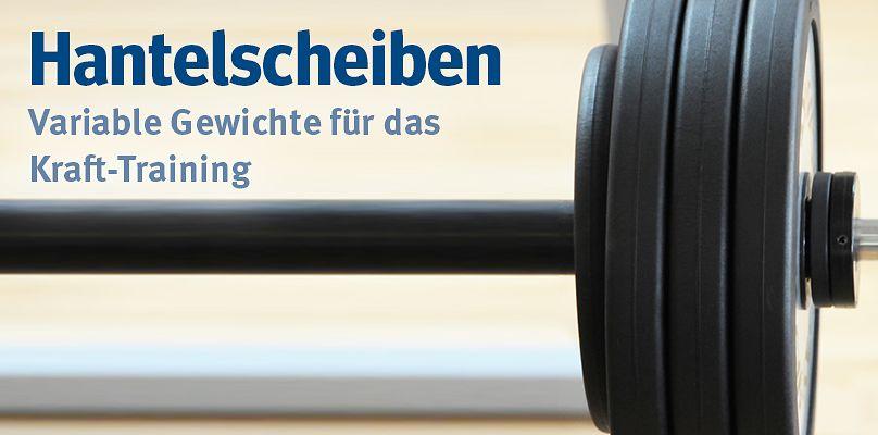 Variable Gewichte für das Kraft-Training