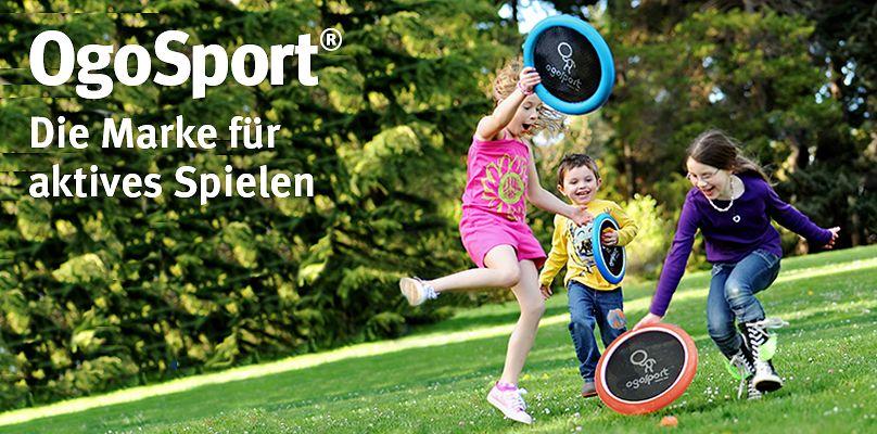OgoSport -  Die Marke für aktives Spielen