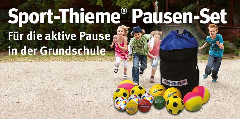 Sport-Thieme® Pausen-Set - Für die aktive Pause in der Grundschule