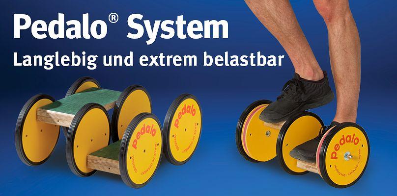 Das Pedalo® System. Große Auswahl an hochwertigen Original-Pedalos bei Sport-Thieme!