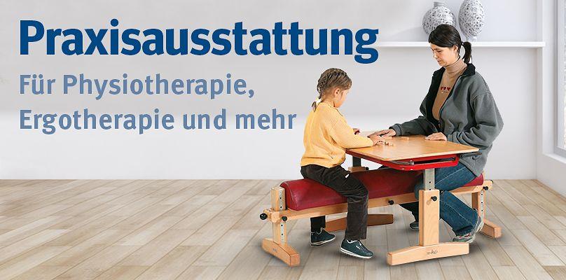 Praxisausstattung - Für Therapie und mehr