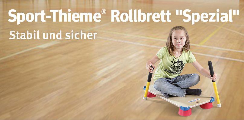 Sport Thieme® Rollbrett U0026quot;Spezialu0026quot; ...