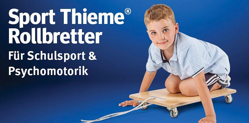 Sport-Thieme® Rollbretter der Spaß für Groß und Klein
