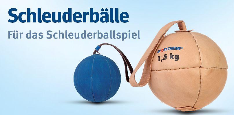 Schleuderbälle - Für das Schleuderballspiel