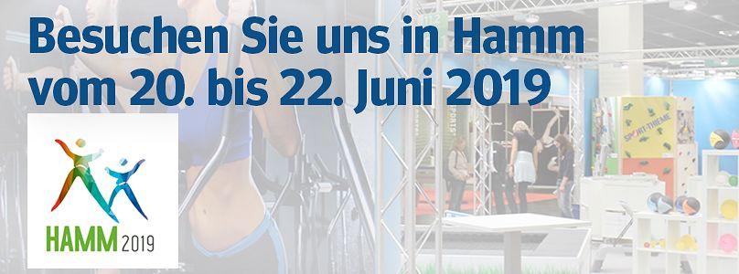 Turnfestakademie Hamm: Besuchen Sie uns vom 20. bis 22. Juni 2019