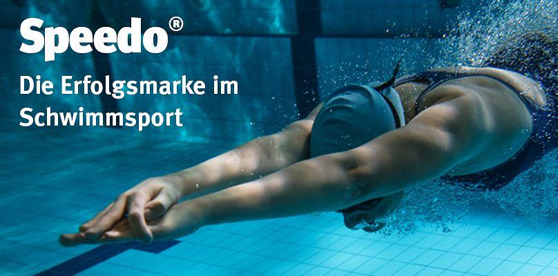 Speedo® - Die Erfolgsmarke im Schwimmsport