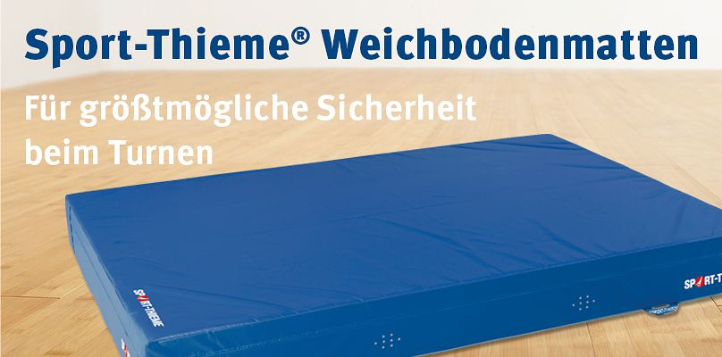 Sport-Thieme® Weichbodenmatten