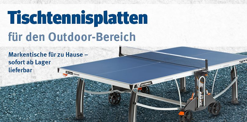 alles rund um tischtennis jetzt bestellen bei sport thieme. Black Bedroom Furniture Sets. Home Design Ideas