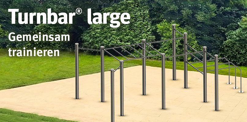 Turnbar® large - Gemeinsam trainieren