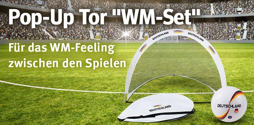 WM-Fußballset