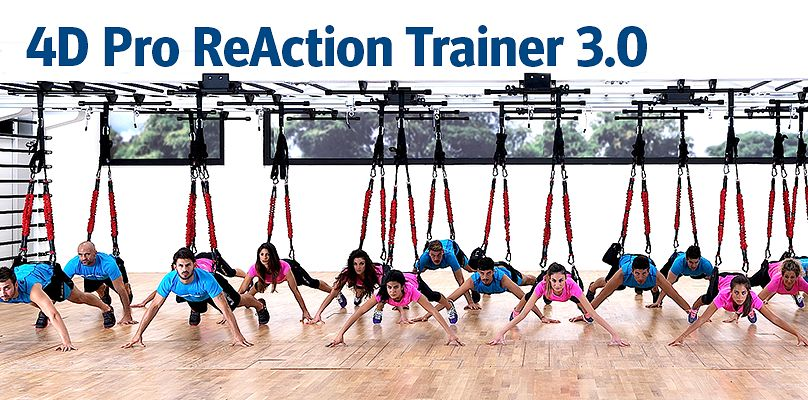 4D Pro Reaction Trainer bei Sport-Thieme