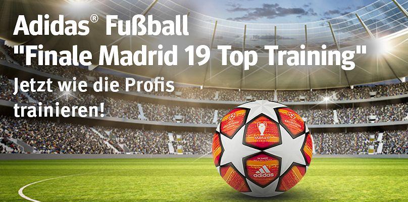 Adidas Fußball Finale Madrid 19 Top Training - Trainieren Sie wie die Profis!