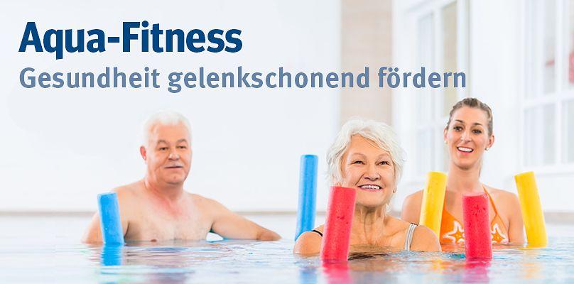 Aqua-Fitness - Gesundheit gelenkschonend fördern