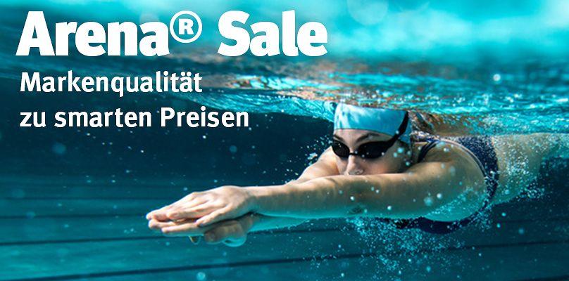 Arena® Summer Sale bei Sport-Thieme®