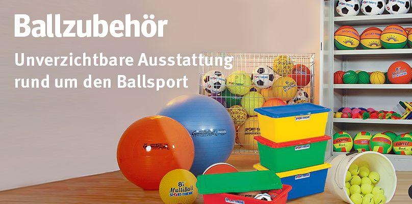 Ballzubehör - Unverzichtbare Ausstattung rund um den Ballsport
