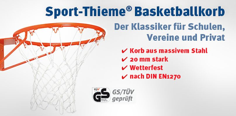 Sport-Thieme Basketballkorb