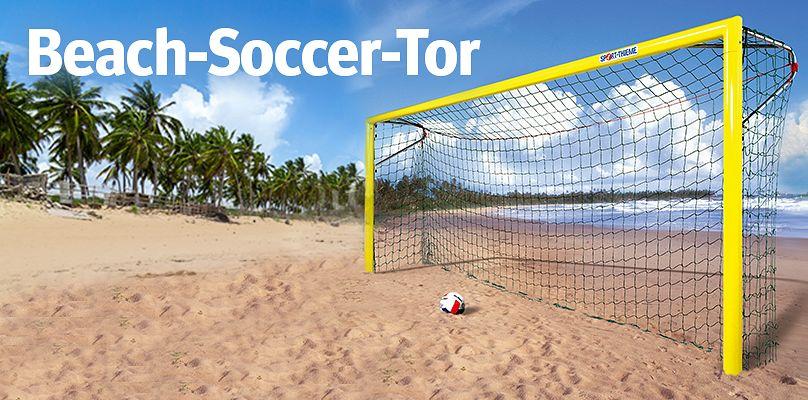 Das Beach-Soccer-Tor von Sport-Thieme