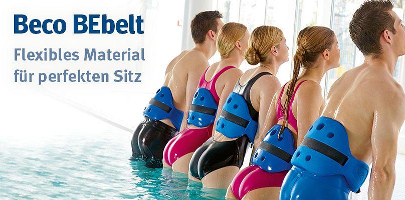 Beco BEbelt - Flexibles Material für perfekten Sitz