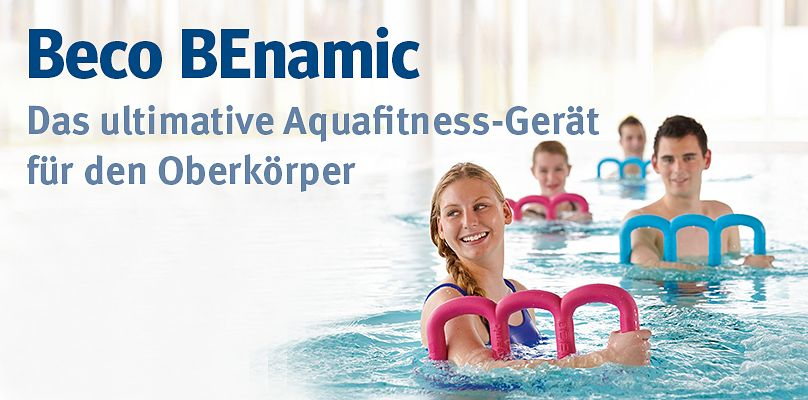 Beco BEnamic - Das ultimative Aquafitness-Gerät für den Oberkörper