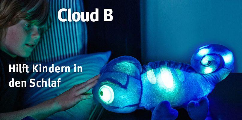 Cloud B - Charly The Chameleon - Hilft Kindern in den Schlaf
