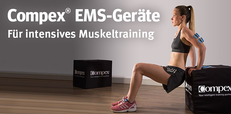 Für intensives Muskeltraining