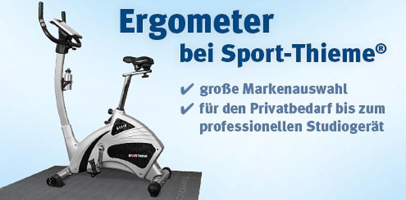 Egometer bei Sport-Thieme®: Ergometer günstig kaufen