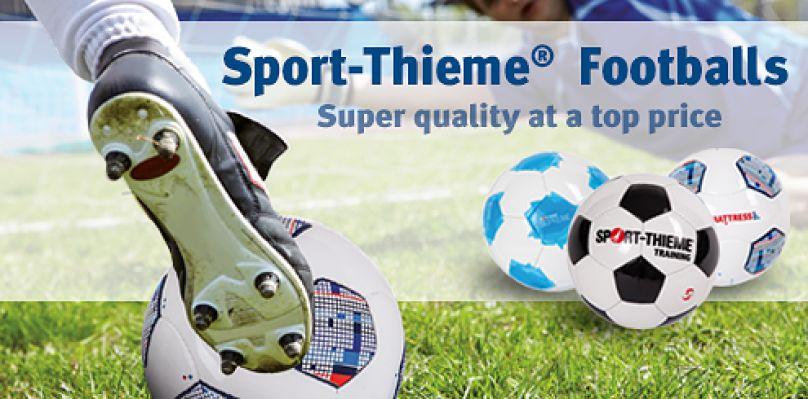 Sport-Thieme Footballs