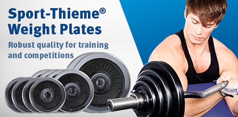 Sport-Thieme® weight plates