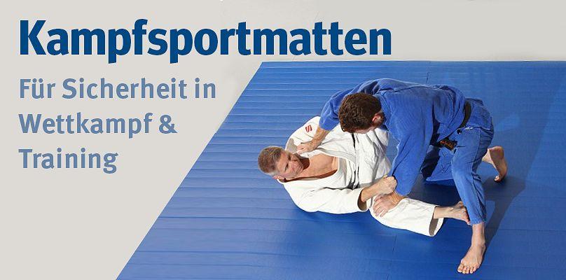 Kampfsportmatten - Für Sicherheit in Wettkampf & Training