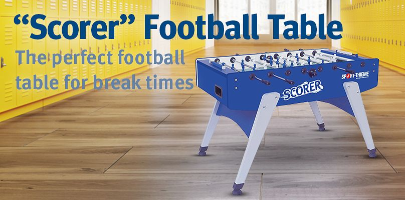 """Scorer"" Football Table: The perfect football table for break times"