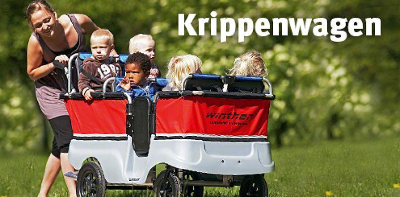 Krippenwagen im Sport-Thieme Online-Shop kaufen!