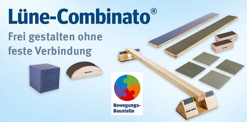 Lüne-Combinato® - Frei gestalten ohne feste Verbindung